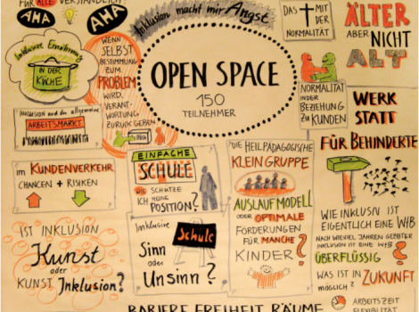Open Space: Inklusion